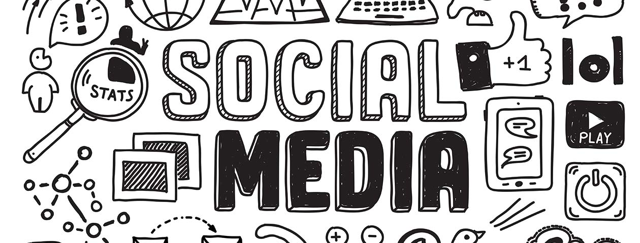Serving documents through social media