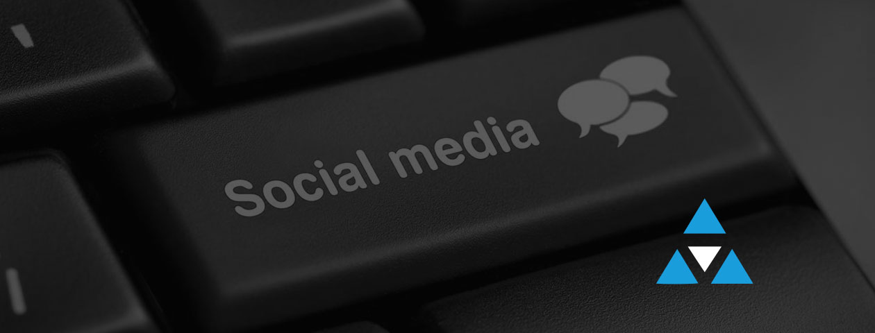 You've been served – by social media
