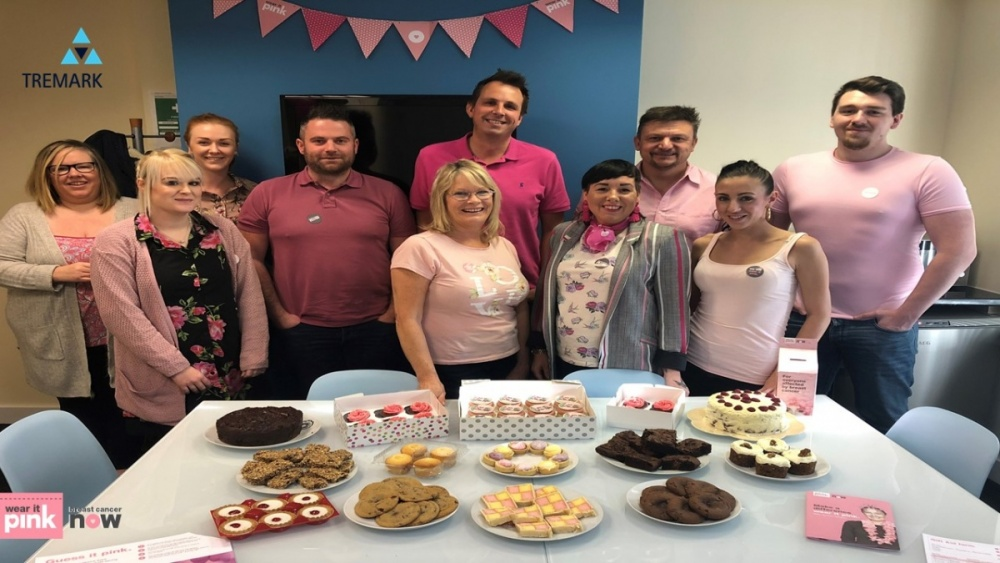 Wear It Pink 2018 – Charity fundraiser
